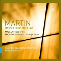 Martin: Mass for Double Choir - Dijkstra