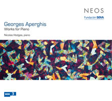 Aperghis: Works for Piano - Hodges