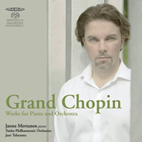 Grand Chopin: Works for Piano and Orchestra - Mertanen, Telaranta
