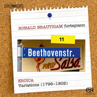 Beethoven: Complete Works for Solo Piano, Vol 11 - Brautigam