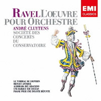 Ravel: Works for Orchestra Vol. 4 - Cluytens