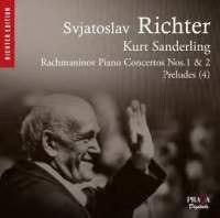 Rachmaninov: Piano Concertos 1 & 2 - Richter, Sanderling