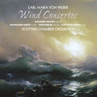 Weber: Wind Concertos - Scottish Chamber Orchestra