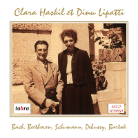 Clara Haskil and Dinu Lipatti