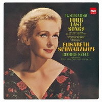 Strauss: Four Last Songs - Schwarzkopf, Szell