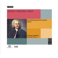 Bach: The Well-Tempered Clavier (Book 1) - Günther