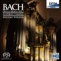 Bach: Organ Works Vol. 2 - Yoshida