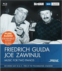 Music for 2 pianos - Friedrich Gulda, Joe Zawinul