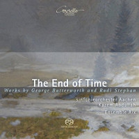 Butterworth, Stephan: The End of Time - Abdullah