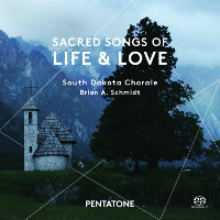 Sacred songs of life & love - Schmidt