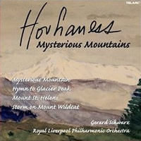 Hovhaness: Mysterious Mountains - Schwarz