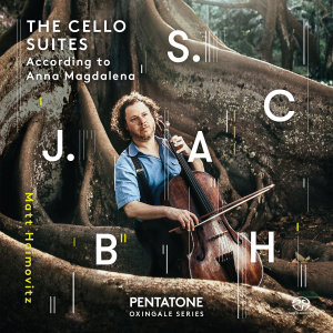 Bach: The Cello Suites According to Anna Magdalena - Haimovitz