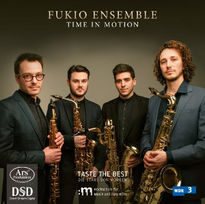 Fukio Ensemble: Time in Motion