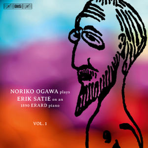Satie: Piano Music, Vol 1 - Ogawa