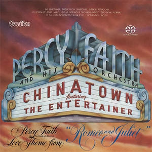 Percy Faith: Chinatown & Love Theme from Romeo and Juliet