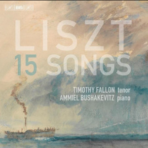 Liszt: 15 Songs - Timothy Fallon/Ammiel Bushakevitz