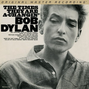 Bob Dylan: The Times They Are A-Changin' (mono)