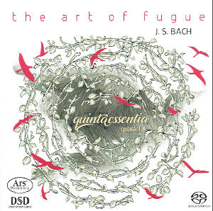 Bach: The Art of Fugue - Quintessentia Quartet