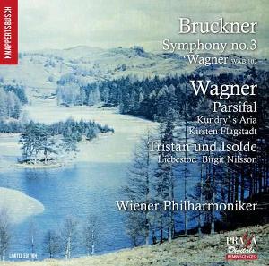 【Praga Digitals】 - Bruckner: Symphony No. 3 - Knappertsbusch