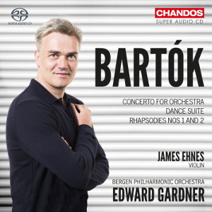 Bartok: Concerto for Orchestra, Dance Suite, Rhapsodies 1 & 2 - Gardner