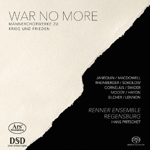 War No More - Pritschet