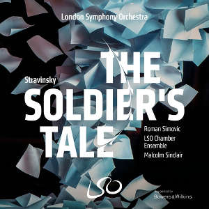 Stravinsky: The Soldier's Tale - Sinclair