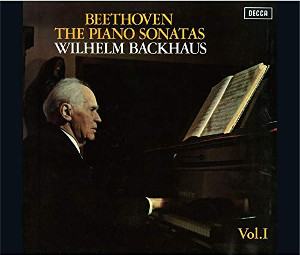 Beethoven: Piano Sonatas, Vol. 1 - Backhaus