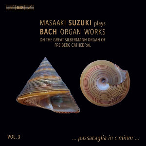 Bach: Organ Works, Vol 03 - Suzuki