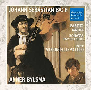 Bach: Works for Violoncello Piccolo - Bylsma