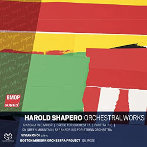 Shapero: Orchestral Works - Choi, Rose