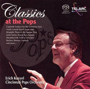 Classics at the Pops - Erich Kunzel