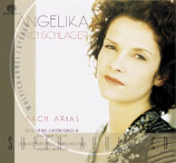 Bach: Arias - Angelika Kirchschlager