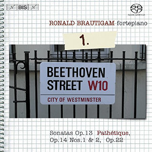 Beethoven: Complete Works for Solo Piano, Vol 01 - Brautigam