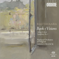 Rautavaara: Book of Visions etc. - Franck