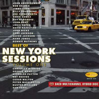 Best of New York Sessions, Vol. 1