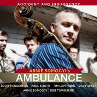 Arnie Somogyi's Ambulance - Accident and Insurgency
