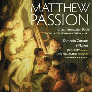 Bach: St. Matthew Passion - Butt