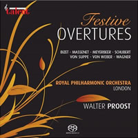 Festive Overtures - Proost
