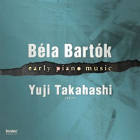 Bartok: Early Piano Music - Yuji Takahashi