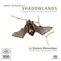Opera Fantasias from the Shadowlands - Le Quatuor Romantique