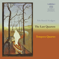 Nordgren: The Last Quartets - Tempera Quartet