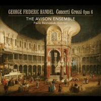 Handel: Concerti Grossi Op. 6 - The Avison Ensemble