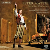 Great Baritone Arias - Mattei, Renes