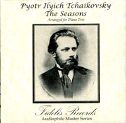 Tchaikovsky: The Seasons - Tchaikovsky Chamber Music Society