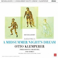 Mendelssohn: A Midsummer Night's Dream - Klemperer