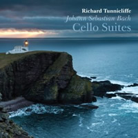 Bach: Cello Suites - Richard Tunnicliffe