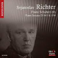 Schubert: Piano Sonatas II - Richter