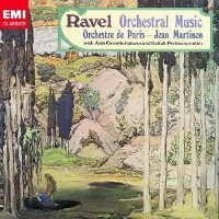 Ravel: Orchestral works - Martinon