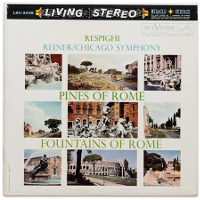 Respighi: Pines of Rome & Fountains of Rome - Reiner