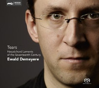 Tears (harpsichord laments from the 17th-Century) - Demeyere